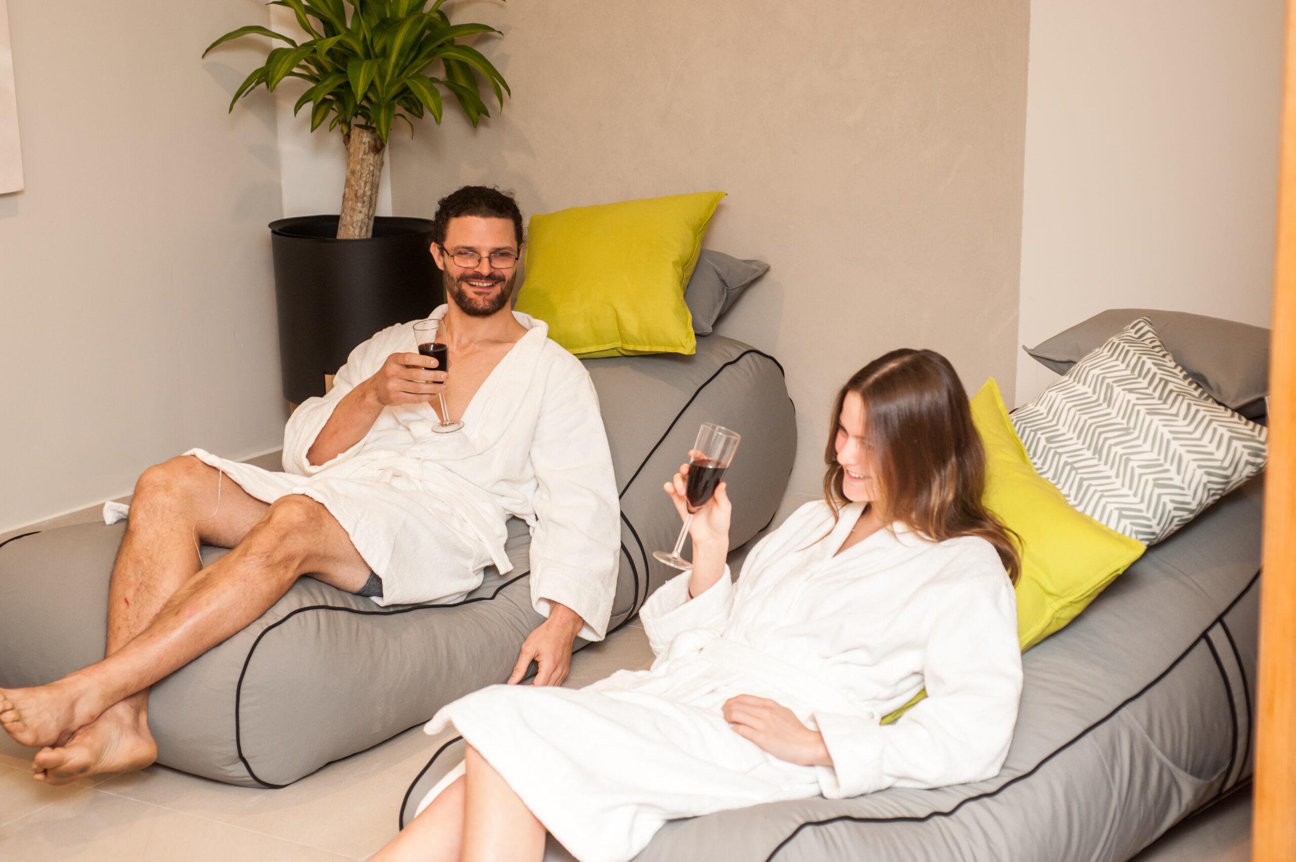 Evergreen Spa Relaxation Room Brisbane Bathhouse