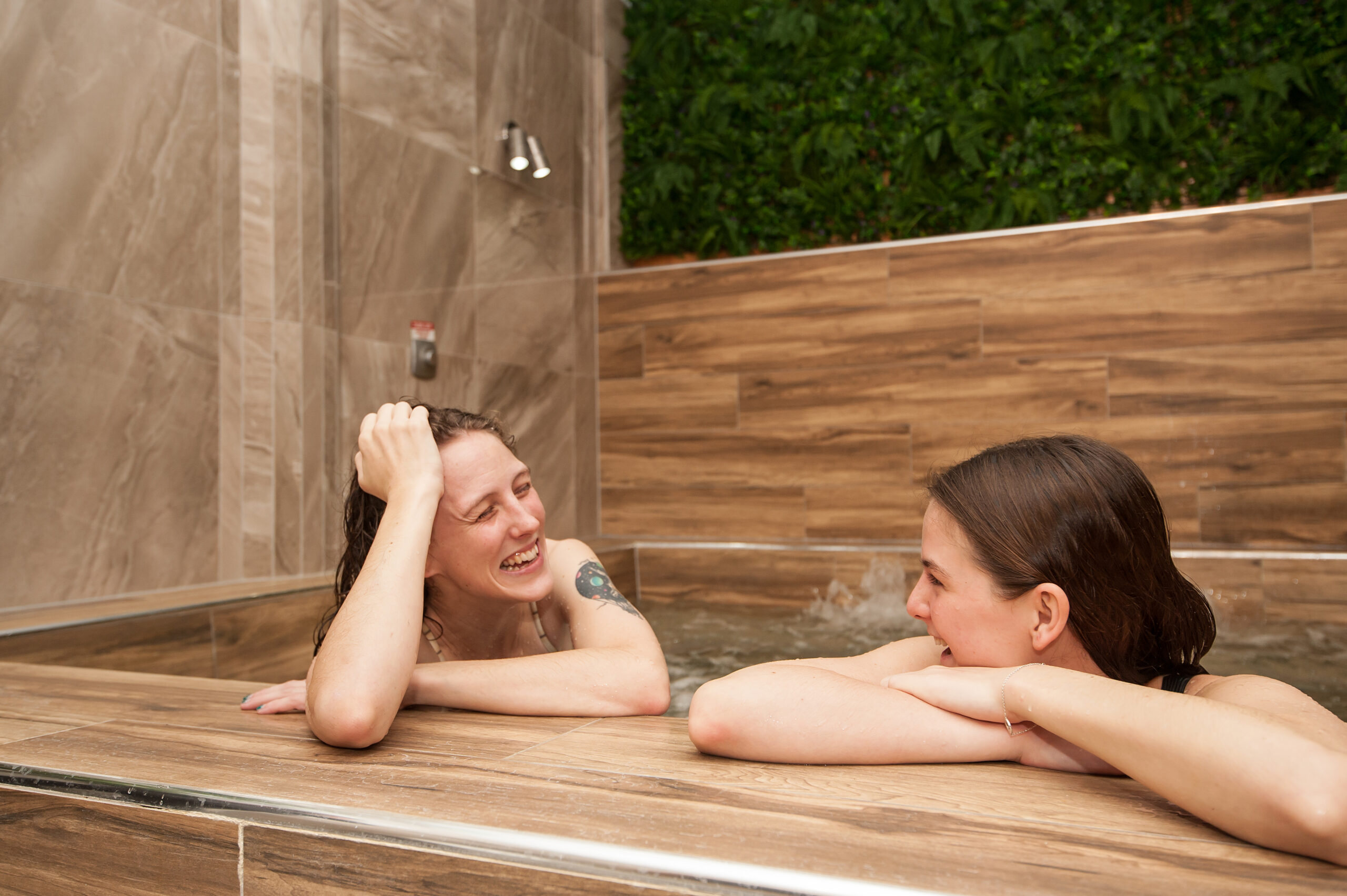 Brisbane Bathhouse Evergreen Spa