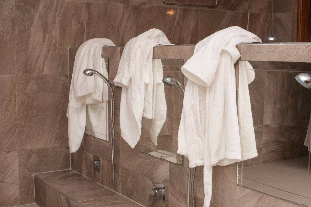 Korean Style Showers