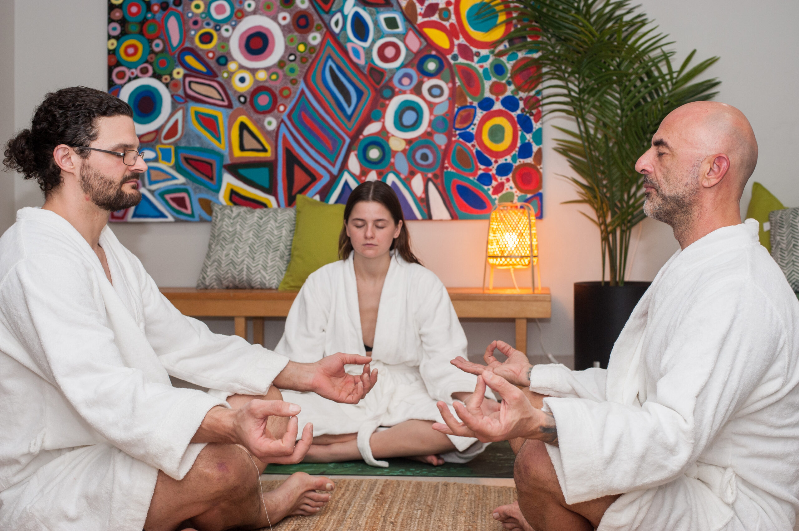 Mediation Function Area Evergreen Spa Brisbane Bathhouse